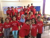 23 Nisan Türkiye Temalı Bayrak T-shirt