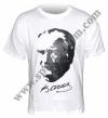 10 Kasım Atatürk Baskı tshirt