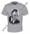 10 Kasım Atatürk Baskılı Tişört